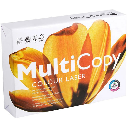Multicopy Colour Laser
